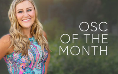 OSC of the Month | Kendall Barnes