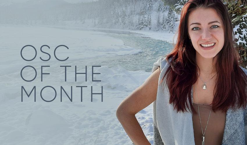 OSC of the Month | Desiree Elderkin