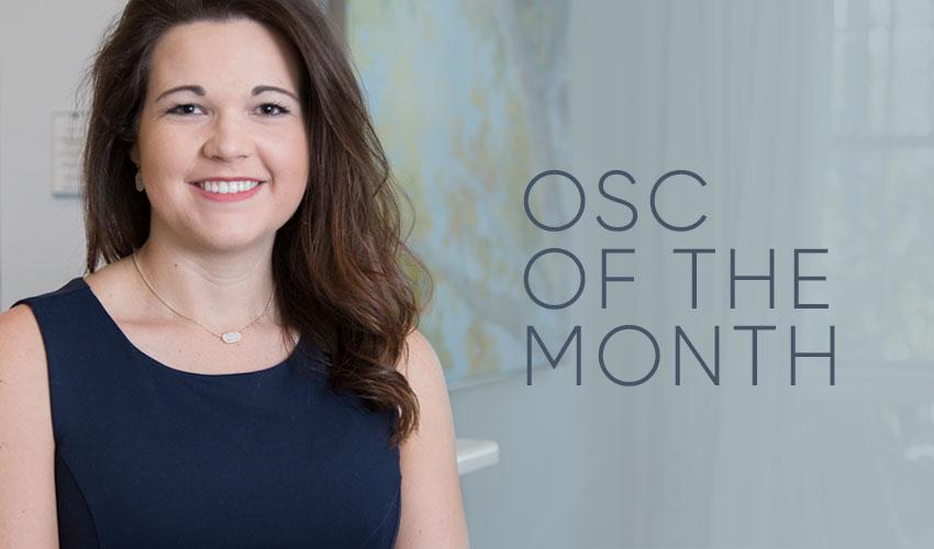OSC of the Month | Mattie Tobey