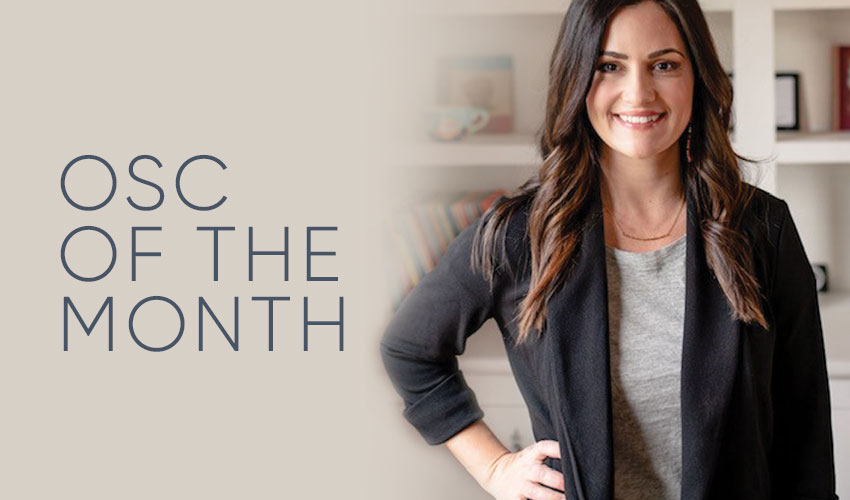 Nichole Smith  OSC of the Month