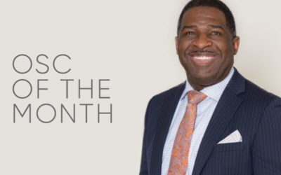 OSC of the Month | Terrell Turner