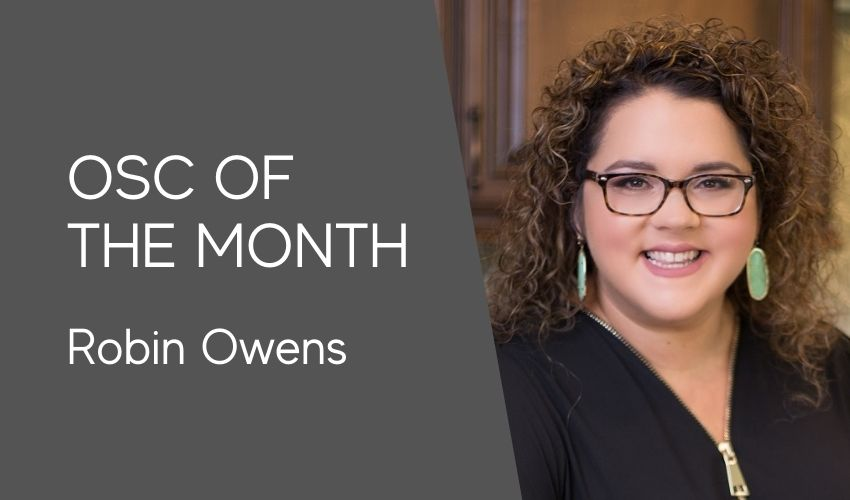 OSC of the Month | Robin Owens